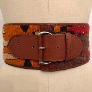 Compagne Internationale Express Accessories - Vintage belt made in turkey